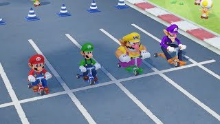 Super Mario Party - All Free For All Minigames