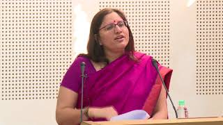 Modern Child Rights: Open Lecture by Lawyer and Writer Ms. Suranya Aiyar