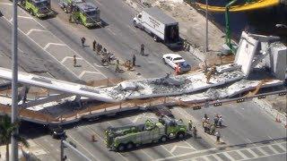 FIU bridge collapse live coverage: Several killed in pedestrian bridge accident | ABC News