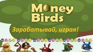 Как быстро заработать на сайте rich bird, заработок на птичках, заработок в интернете без вложений