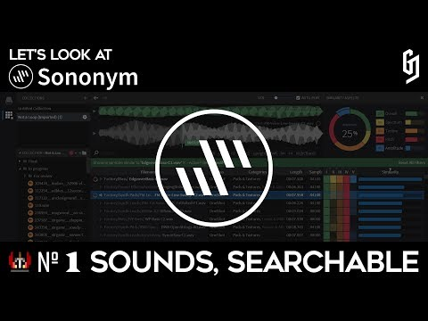 Let's Look at - Sononym #1