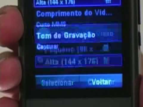 Celular Motorola ZN5 - BuscaPé Vídeos