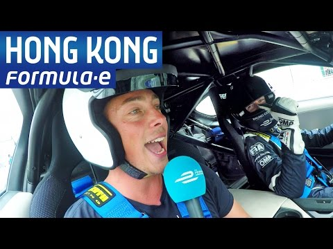High Speed Look: HKT Hong Kong Track! - Formula E