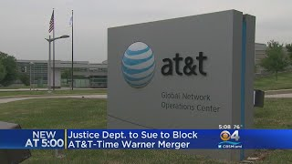 Justice Department Set To Sue To Block AT&T-Time Warner Deal thumbnail