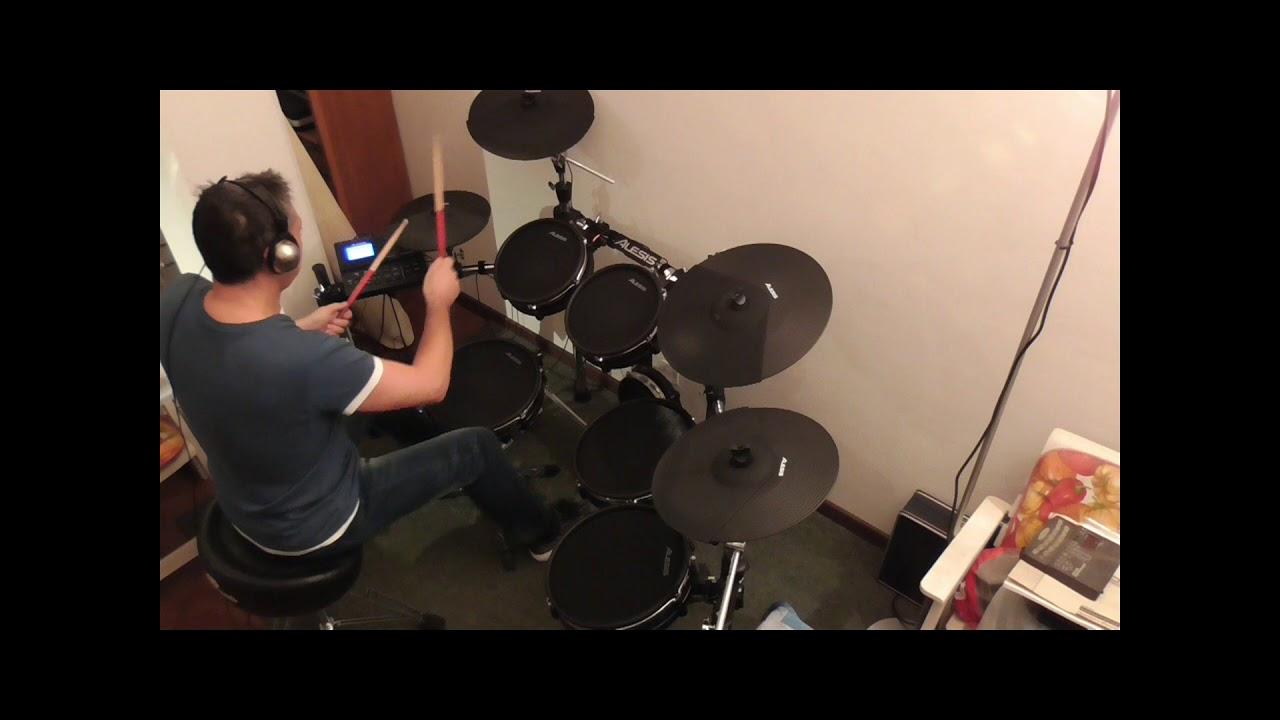 drum demo 2017 alesis