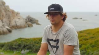 Il campione del mondo di windsurf in Gallura