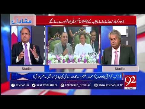 Why PMLN's South Punjab Members Left The Party ??