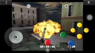 (RetroArch) GoldenEye 007 N64 - Streets (Easy)