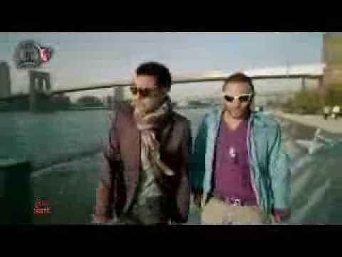 Tamer Hosny Ft Shaggy - Smile / كليب...