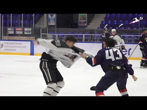 Видео: Драка в матче