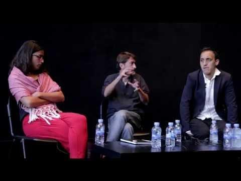 Vermú con Luisa Pardo, Gabino Rodríguez y Fernando Renjifo