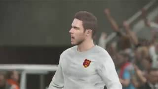 FT UCL17 MD37 - Benteke Fried Chicken vs FC Dominic