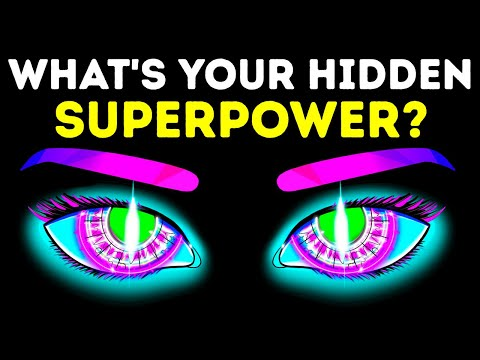 What's Your Hidden Superpower?   Personality Test