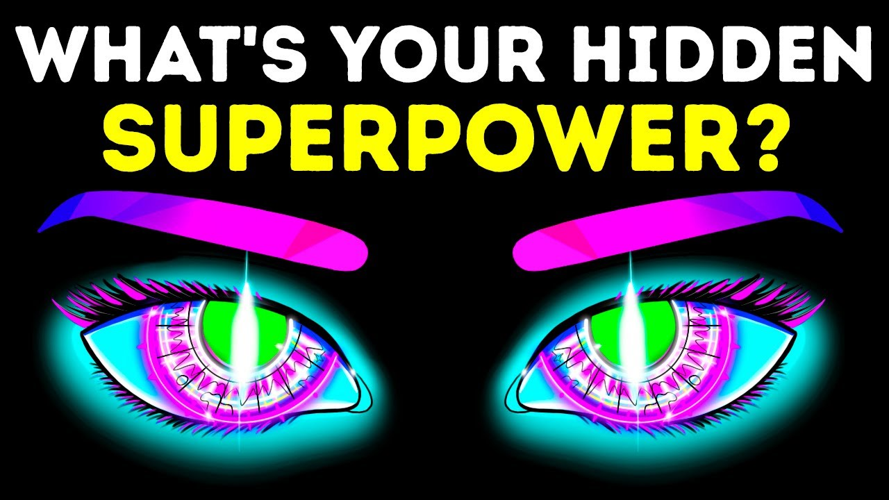 Download What's Your Hidden Superpower? | Personality Test