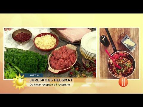 S lagar du smarrigaste kttfrsssen! - Nyhetsmorgon (TV4)