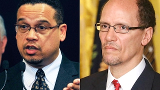 DNC Chair Candidates Give Their Last PUSH
