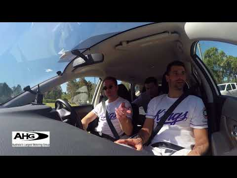 Car Pool karaoke part 3