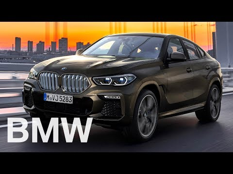 The all-new BMW X6. Official Launch Film.
