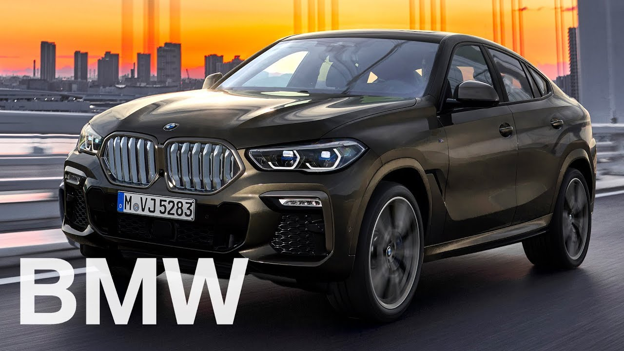 The All New Bmw X6 Official Launch Film