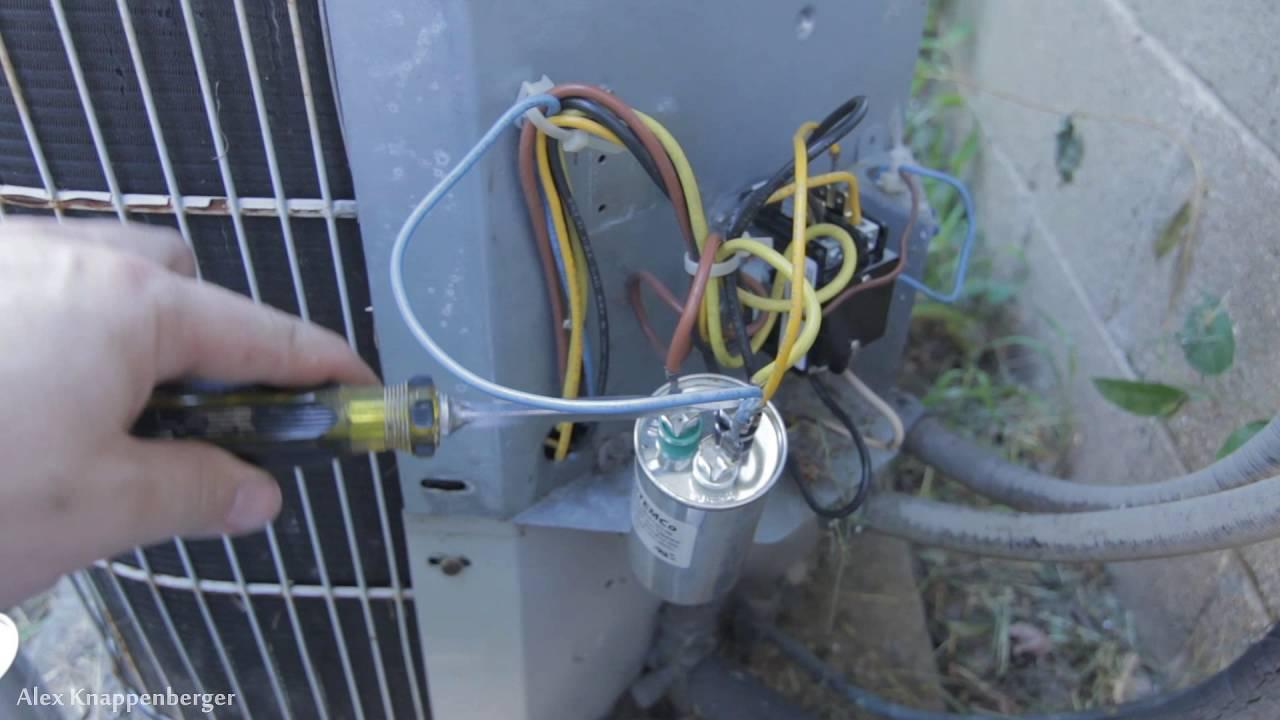 hight resolution of 5 2 1 compressor saver hard start kit installation how to
