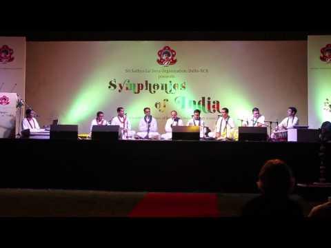 Video Highlights  Symphonies of India held at  Nehru park chanakyapuri New Delhi on 27th June 2015