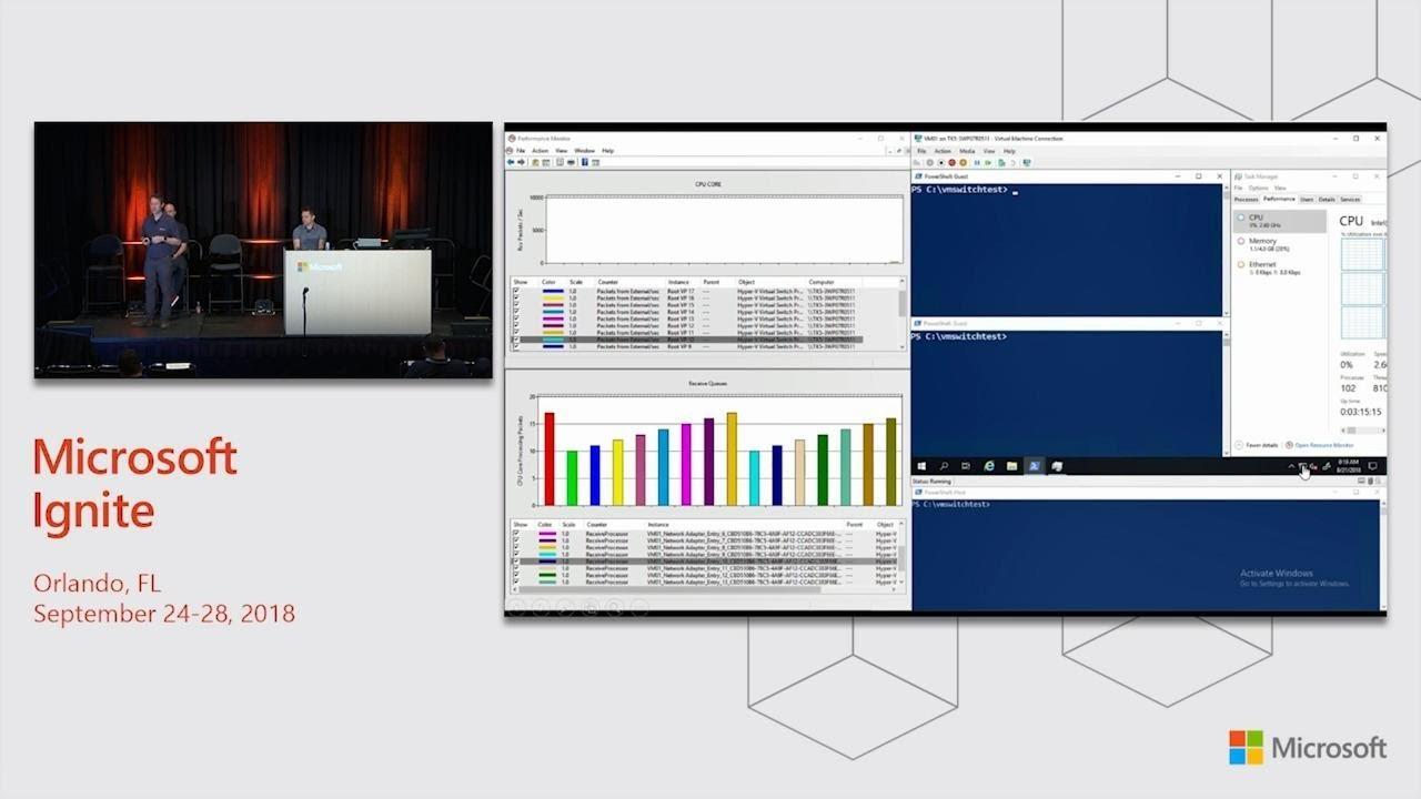Establishing hybrid connectivity with Windows Server 2019 and Microsoft  Azure - BRK3216