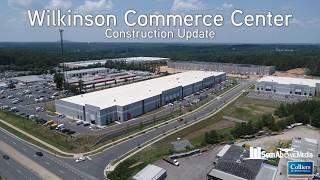 Wilkinson Commerce Center - Construction Update  - July 2018