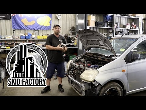 THE SKID FACTORY - TURBO K3 DAIHATSU CHARADE [EP1]