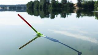 РЫБА КИШИТ ПОД НОГАМИ Рыбалка на поплавок КАК в ДЕТСТВЕ Ловля линя на поплавок