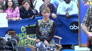 Nicole Richie at the