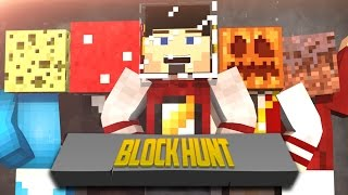 LOUCURAS DA MADRUGA - BLOCK HUNT ‹ Minecraft ›