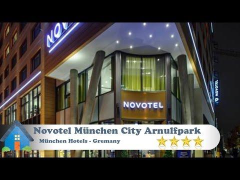 Novotel München City Arnulfpark - München Hotels, Germany