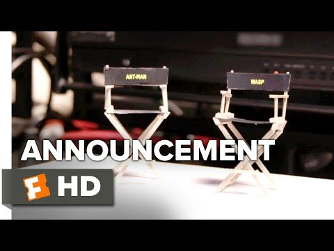 Ant-Man and the Wasp Announcement - Now in Production (2018) | Movieclips Trailers