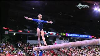 Alexandra Raisman wins 2011 Covergirl Classic - from Universal Sports