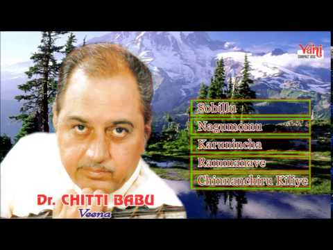Carnatic Instrumental  Veena  Dr Chitti Babu Jukebox