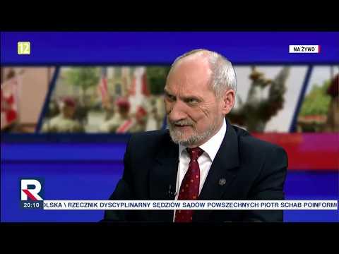 """A.Macierewicz """"Tusk nie dopełnił swoich obowiązków""""  06.11.2018"""