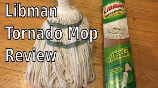 Reviews - Libman Tornado Mop
