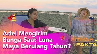 RUMPI - Ariel Mengirim Bunga Saat Luna Maya Berulang Tahun?  (23/10/19) Part3