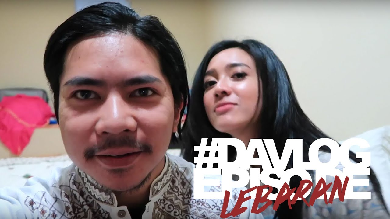 Davlog Selamat Lebaran Feat Dea Ananda Ariel Youtube