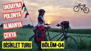 Ukrayna - Polonya - Almanya - Çekya Bisiklet Turu Bölüm-04 (Lancut - Debica)