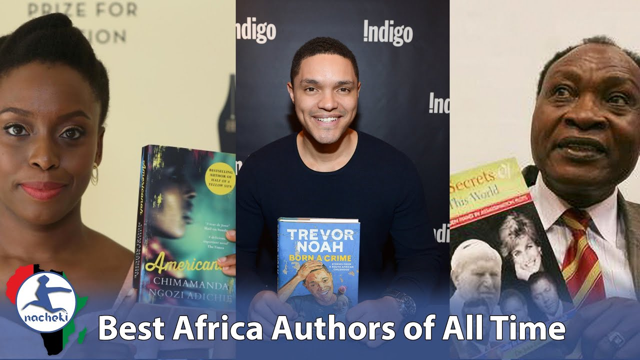 Top 10 Best African Authors of All Time