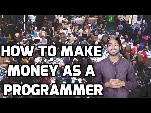 How to Make Money as a Programmer