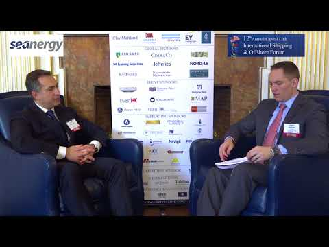 Dry Bulk Sector Outlook with Stamatis Tsantanis from Seanerg