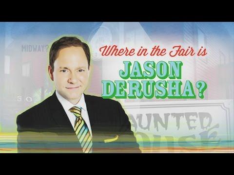 Where In The Fair Is Jason DeRusha?