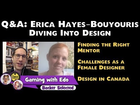 Q&A: Erica Hayes-Bouyouris - Diving into Design