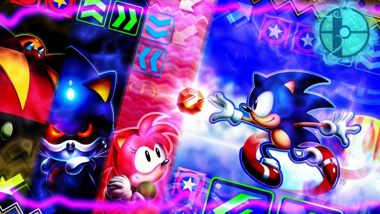 Sonic CD Remix: Palmtree Panic Bad Future (JP) [RetroSpecter]