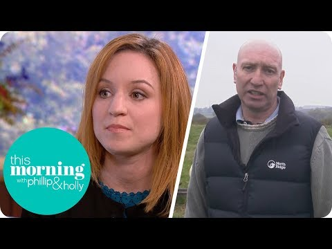 Download Youtube: PETA Activist Irritates Farmer by Claiming That Wearing Wool Is Cruel | This Morning