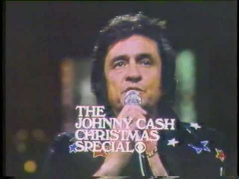 Bing Crosby & Johnny Cash Christmas Specials 1977 CBS Promo - YouTube