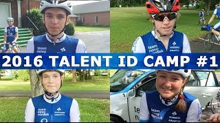 Team Novo Nordisk | 2016 Talent ID Camp #1