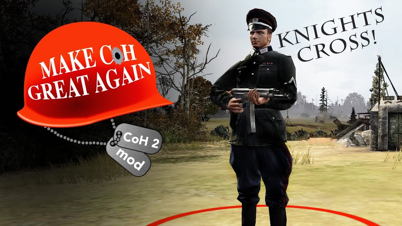 Make Coh Great Again Company Of Heroes 2 Mod Release Trailer